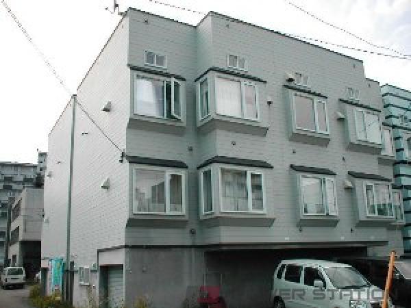 札幌市東区北35条東1丁目1賃貸アパート外観写真