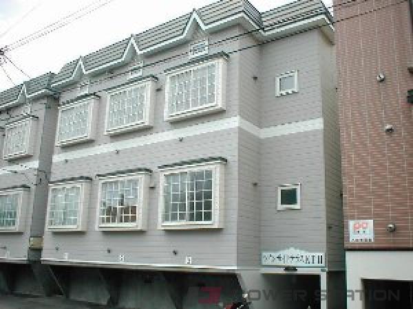 札幌市東区北32条東1丁目1賃貸アパート外観写真