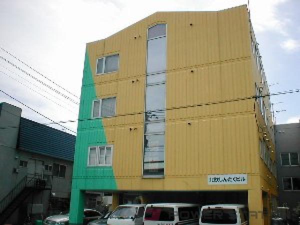 札幌市東区北32条東1丁目1賃貸マンション外観写真