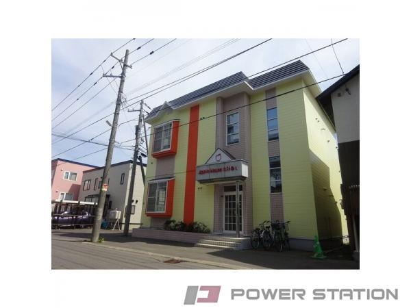 札幌市東区北34条東1丁目0賃貸アパート外観写真