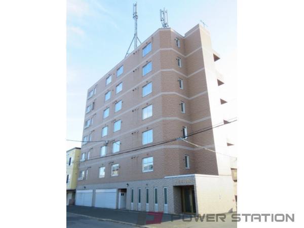 札幌市東区北33条東5丁目1賃貸マンション外観写真