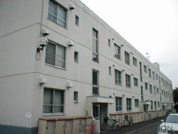 札幌市東区北30条東8丁目1賃貸マンション外観写真