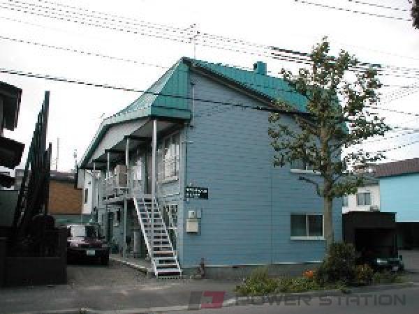 札幌市東区北33条東6丁目1賃貸アパート外観写真