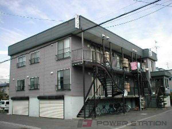 札幌市東区北33条東7丁目1賃貸アパート外観写真