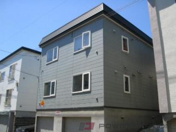 札幌市東区北31条東9丁目0賃貸アパート外観写真