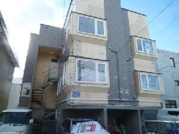 札幌市東区北46条東2丁目1賃貸マンション外観写真
