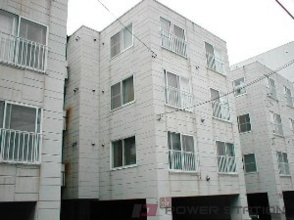 札幌市東区北33条東12丁目0賃貸マンション外観写真