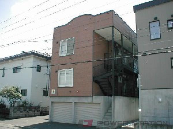 札幌市東区北30条東14丁目1賃貸アパート外観写真