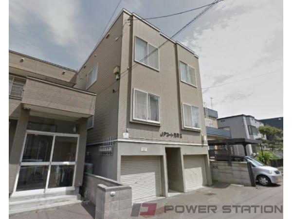 札幌市東区北28条東15丁目0賃貸アパート外観写真