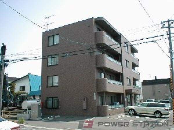 札幌市東区北28条東17丁目0賃貸マンション外観写真