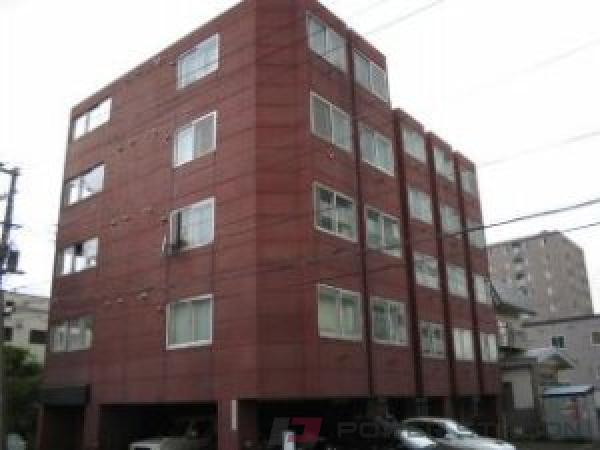 札幌市東区北32条東16丁目0賃貸マンション外観写真