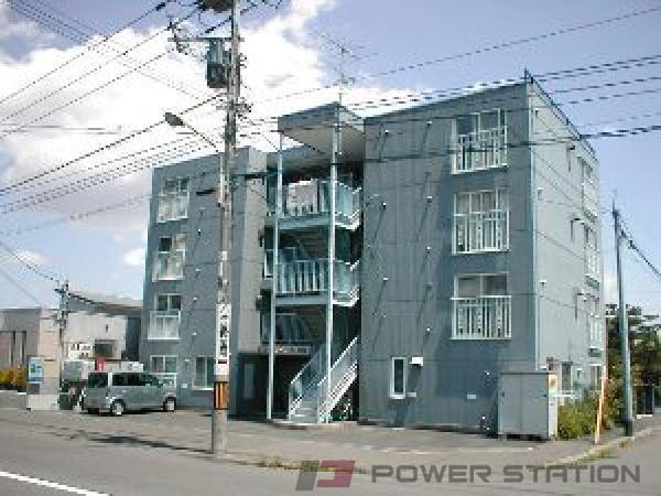 札幌市東区北28条東19丁目0賃貸マンション外観写真