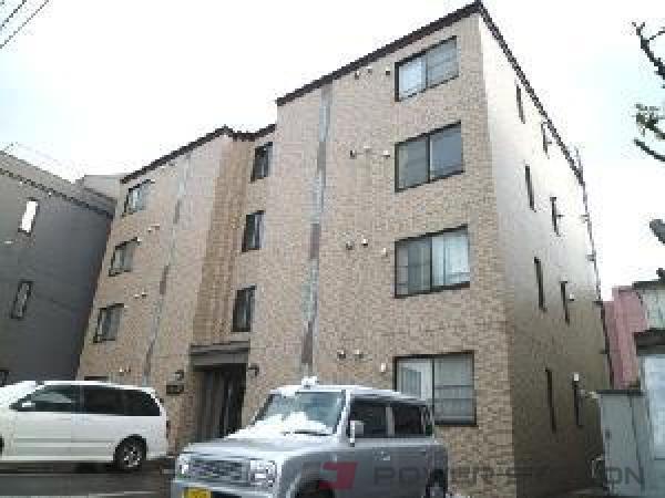 札幌市東区北31条東18丁目0賃貸マンション外観写真