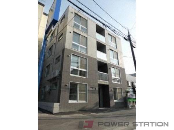 札幌市東区北23条東13丁目1賃貸マンション外観写真