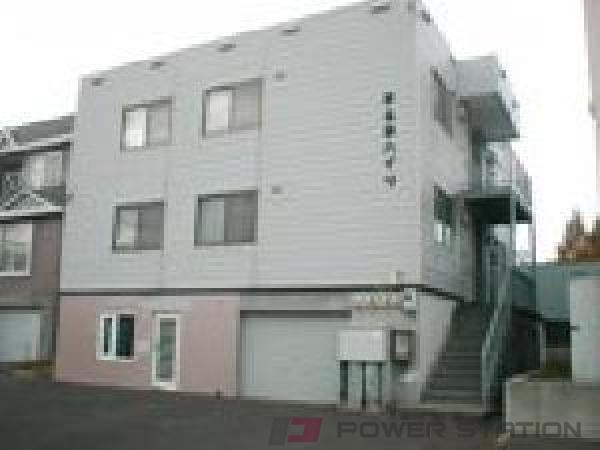 札幌市東区北34条東27丁目0賃貸アパート外観写真