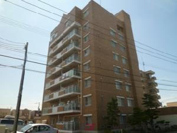 札幌市東区北36条東27丁目1賃貸マンション外観写真