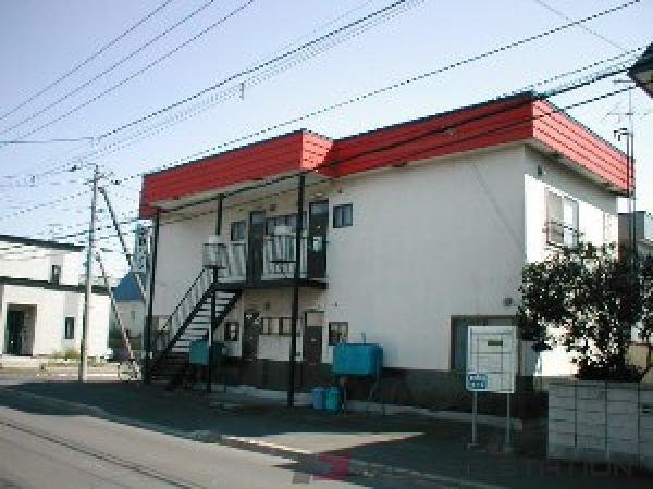 札幌市東区伏古12条3丁目0賃貸アパート
