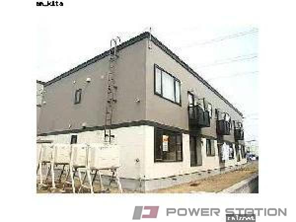 札幌市東区伏古13条4丁目0賃貸アパート外観写真