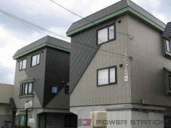 栄町2LDKアパート外観
