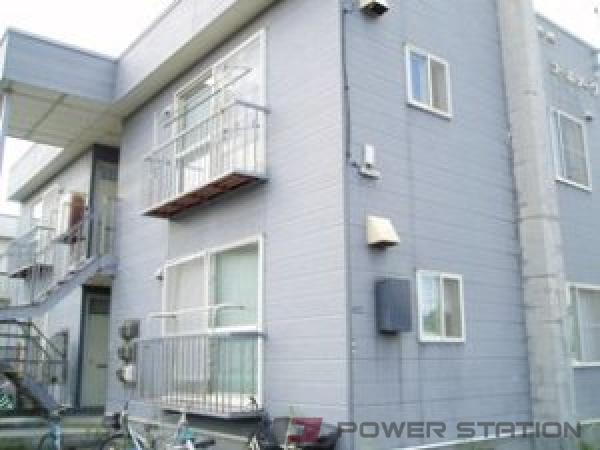 札幌市東区東苗穂10条3丁目0賃貸アパート外観写真