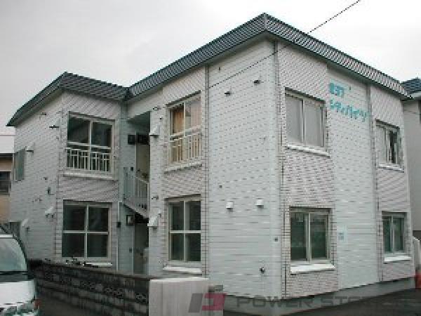 札幌市東区北37条東1丁目0賃貸アパート外観写真