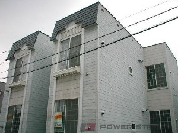 札幌市東区北38条東1丁目0賃貸アパート外観写真