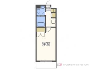 札幌市東区北35条東1丁目0賃貸マンション間取図面
