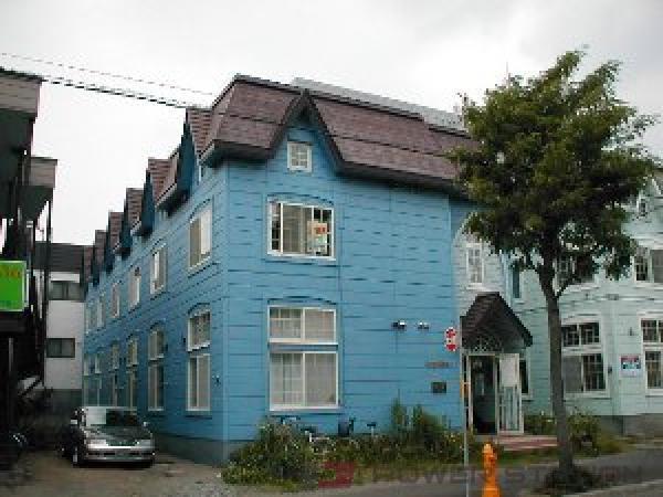 札幌市東区北36条東1丁目0賃貸アパート外観写真
