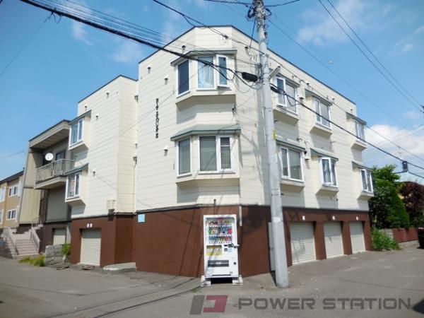 札幌市東区北36条東2丁目0賃貸アパート外観写真