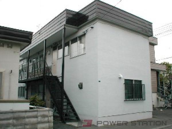 札幌市東区北37条東3丁目0賃貸アパート外観写真