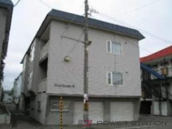 アパート・ピュアハウスB