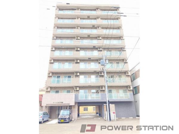 札幌市東区北7条東6丁目1賃貸マンション外観写真