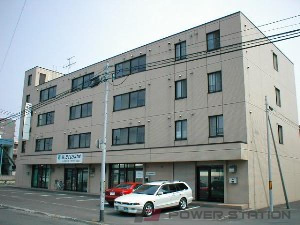札幌市東区北34条東8丁目0賃貸マンション外観写真