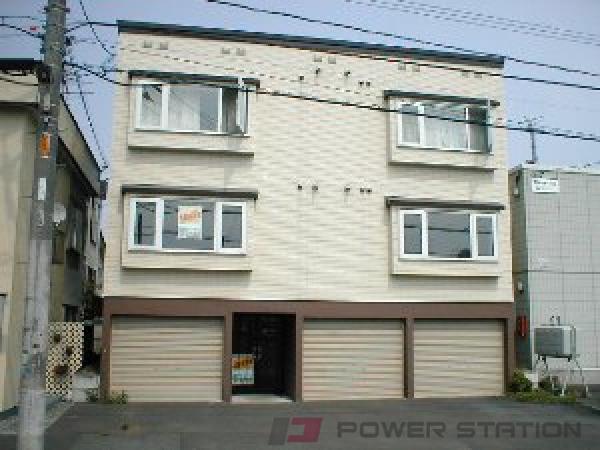 札幌市東区北35条東9丁目0賃貸アパート外観写真