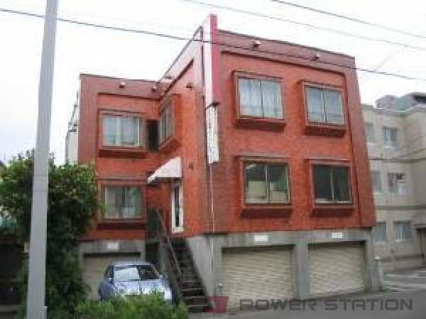 札幌市東区北34条東9丁目0賃貸アパート外観写真