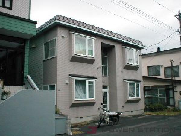 札幌市東区北36条東12丁目0賃貸アパート外観写真