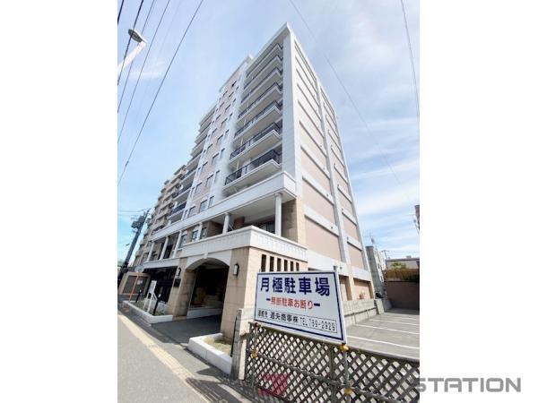 札幌市東区北33条東15丁目1賃貸マンション外観写真