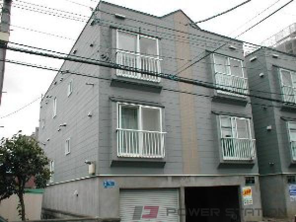 アパート・ライフステージ新道東A棟