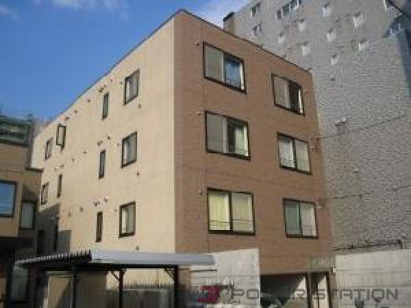 札幌市東区北36条東15丁目0賃貸マンション外観写真