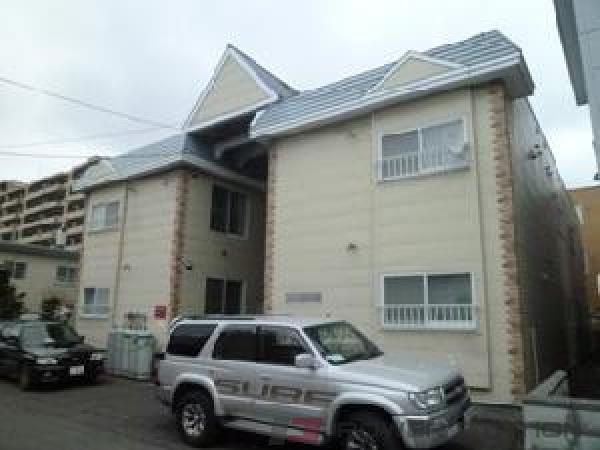 札幌市東区北37条東14丁目1賃貸アパート外観写真