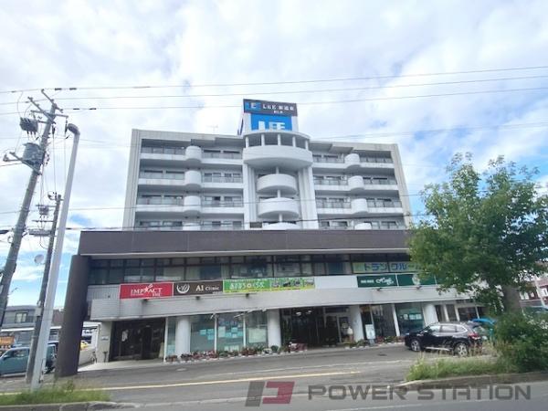 札幌市東区北34条東17丁目0賃貸マンション外観写真