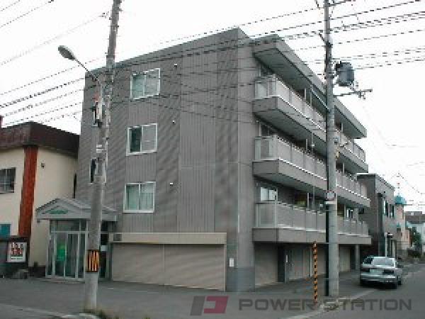 札幌市東区北34条東18丁目0賃貸マンション外観写真