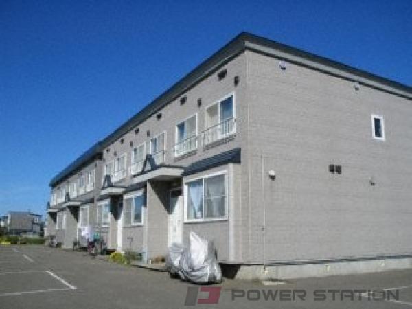札幌市東区東苗穂13条3丁目0賃貸アパート外観写真