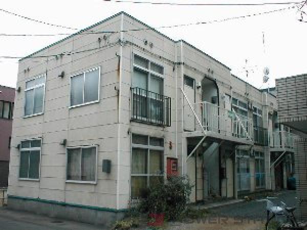 札幌市東区北42条東1丁目0賃貸アパート外観写真