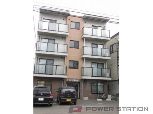 札幌市東区北9条東11丁目0賃貸マンション外観写真