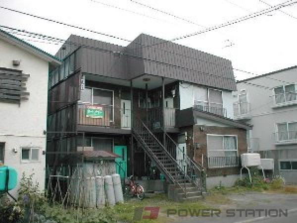 札幌市東区北42条東3丁目1賃貸アパート外観写真