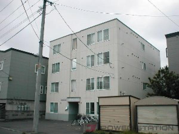 札幌市東区北42条東3丁目0賃貸マンション
