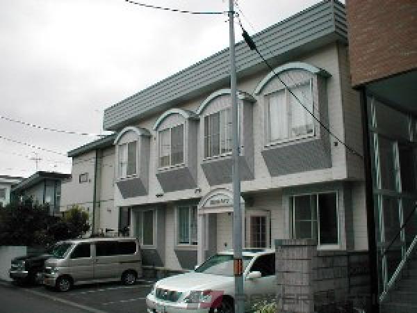札幌市東区北43条東2丁目0賃貸アパート外観写真