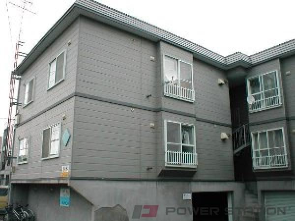 札幌市東区北43条東3丁目0賃貸アパート外観写真