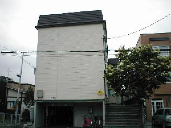 札幌市東区北40条東5丁目0賃貸アパート外観写真